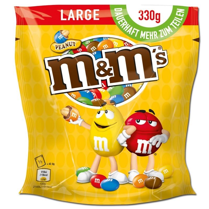 mundm´s-Peanut-Erdnuss-Schokolade-330g-Beutel