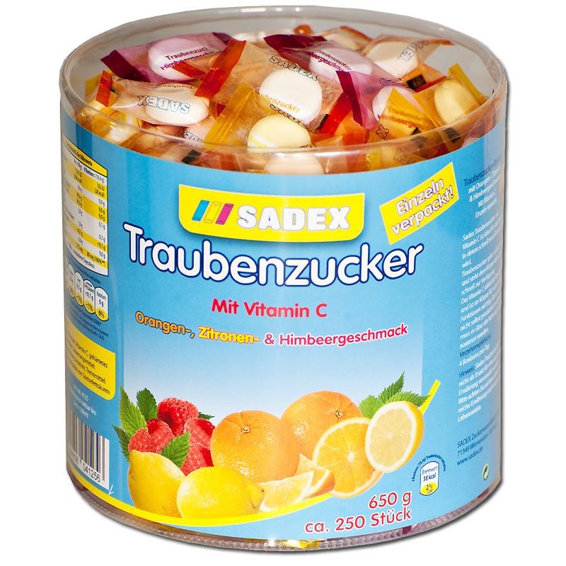 Sadex-Traubenzucker-Bonbons-ca-250-Stk-einzeln-verpackt