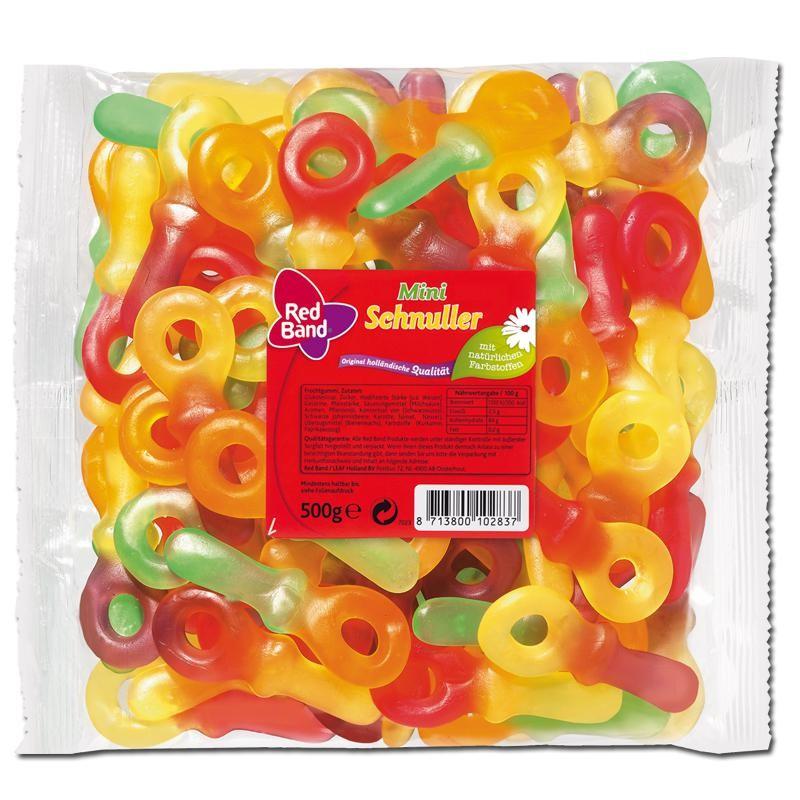 Red-Band-Fruchtgummi-Schnuller-Mini-500g-12-Beutel