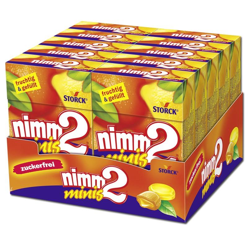 Storck-Nimm-2-minis-Bonbon-ohne-Zucker-10-Packungen