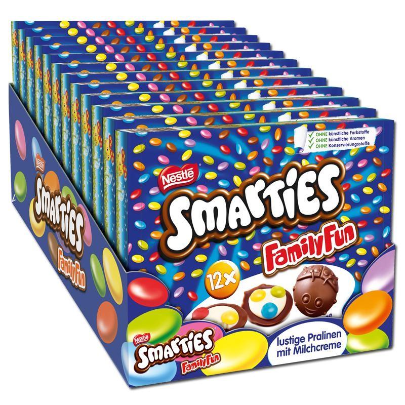 Nestle-Smarties-FamilyFun-Schoko-Linsen-12-Packungen-je-90g