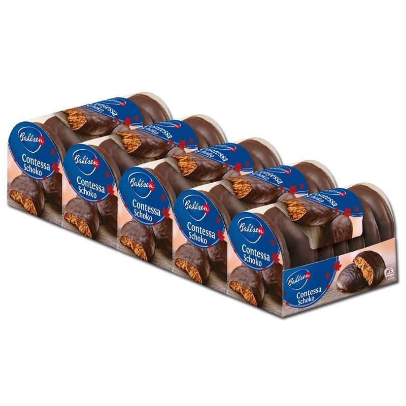 Bahlsen-Contessa-Schoko-200g-Lebkuchen-5-Packungen