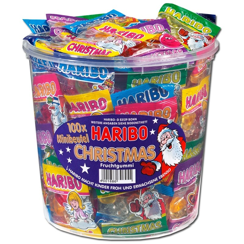 Haribo-Christmas-Minibeutel-Fruchtgummi-100-Beutel