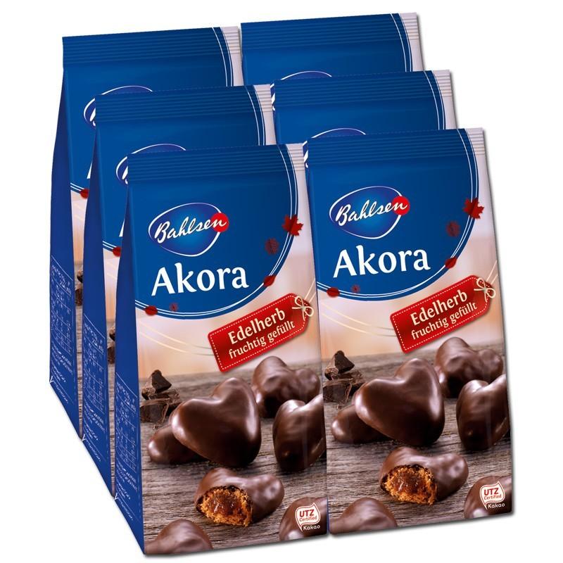 Bahlsen-Akora-Lebkuchenherzen-Edelherb-150g-6-Beutel