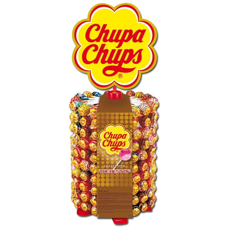 Chupa-Chups-The-Best-Of-Lutscher-Rad-Lolly-200-Stück
