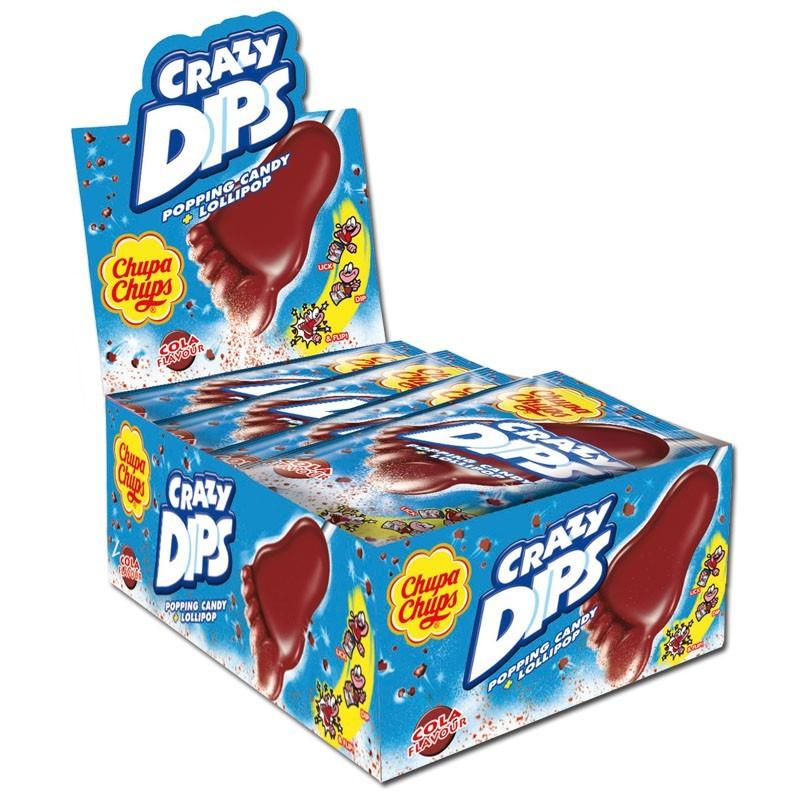 Chupa-Chups-Crazy-Dips-Cola-Lutscher-Schleckpulver-24St