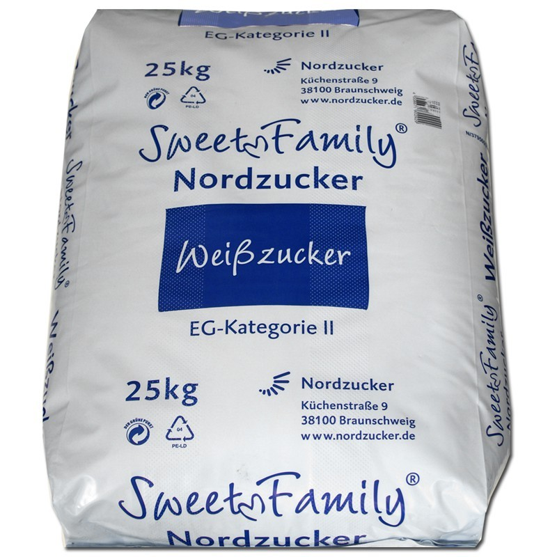 Nordzucker-25-Kg-Sack-Weisszucker-Sweet-Family