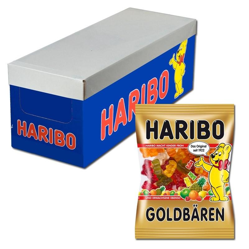 Haribo-Goldbären-Fruchtgummi-30-Beutel-100g