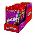 Skittles-Wild-Berry-160g-Bonbons-Dragees-12-Beutel