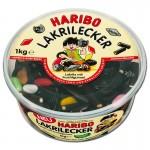 Haribo-Lakrilecker-1-kg-Dose-Lakritz-Fruchtgummi-Konfekt