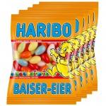 Haribo-Baiser-Eier-175g-Schaumzucker-Dragee-5-Beutel