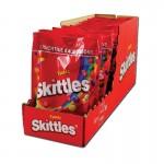 Skittles-Fruits-160g-Bonbons-Dragees-12-Beutel