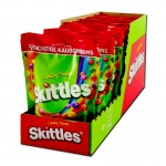 Skittles-Crazy-Sours-160g-Bonbons-Dragees-12-Beutel