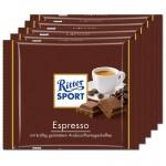 Ritter-Sport-Espresso-100g-Schokolade-5-Tafeln