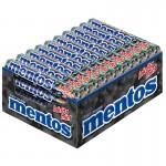 Mentos-Lakritz-Mint-Rolle-Kau-Bonbon-Dragee-40-Stück
