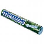 Mentos-Spearmint-Rolle-Kau-Bonbon-Dragee-40-Stueck