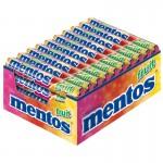 Mentos-Fruit-Rolle-Frucht-Kau-Bonbon-Dragee-40-Stück