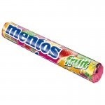 Mentos-Fruit-Rolle-Frucht-Kau-Bonbon-Dragee-40-Stueck