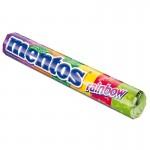 Mentos-Rainbow-Rolle-Kau-Bonbon-Dragee-40-Stueck