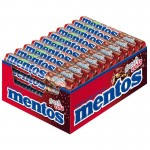 Mentos-Fresh-Cola-Rolle-Kau-Bonbon-Dragee-40-Stück