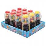 Gumball-Machine-Mini-Kaugummi-Automat-gefüllt-12-Stück