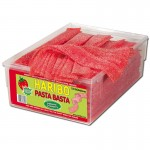 Haribo-Pasta-Basta-Erdbeer-Fruchtgummi-sauer-150-Stück