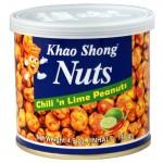 Khao-Shong-Erdnüsse-mit-Chili-und-Lime-140g-Dose