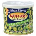 Khao-Shong-Gruene-Erbsen-mit-Wasabi-140g-Dose