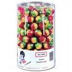 Küfa-Frucht-Kugel-Lutscher-Lolly-100-Stück
