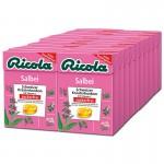 Ricola-Schweizer-Kraeuter-Bonbons-Salbei-20-Boxen